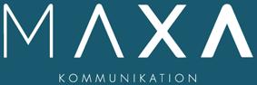 Logotype Maxa Kommunikation